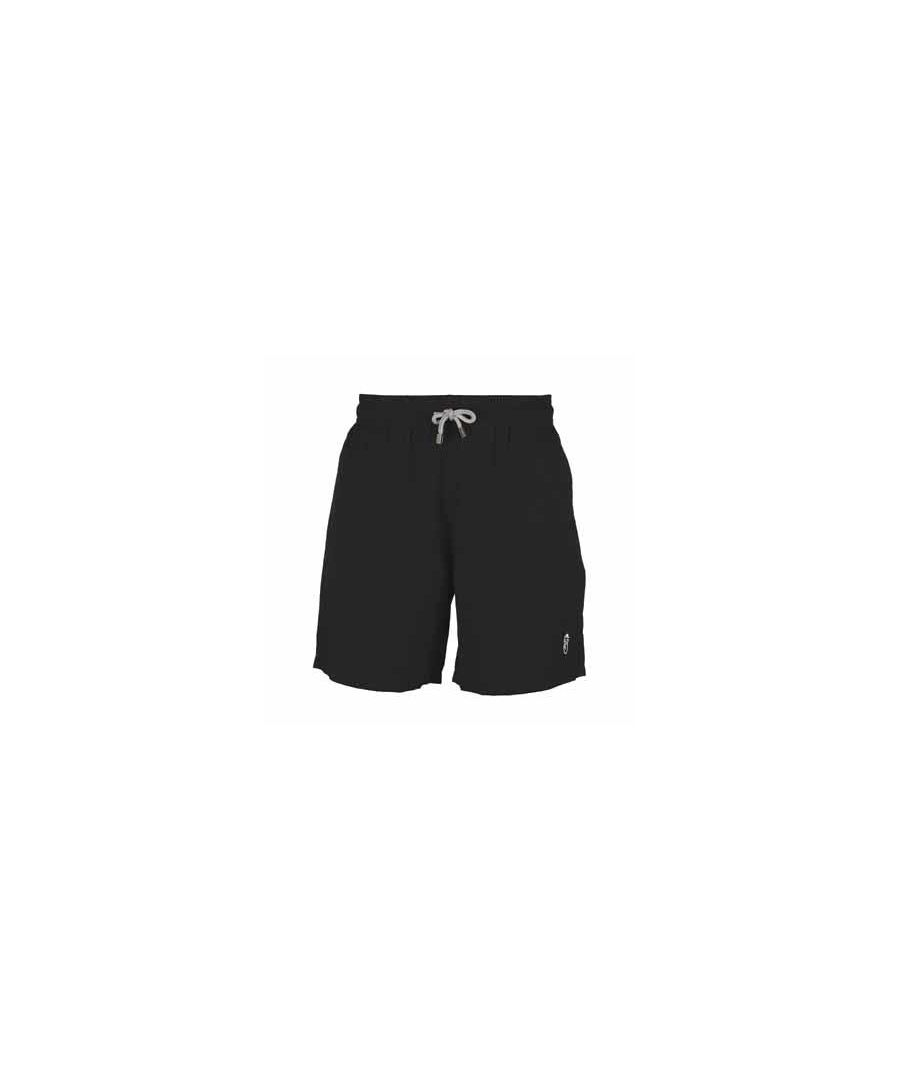 Image for Men's Black Swim Shorts