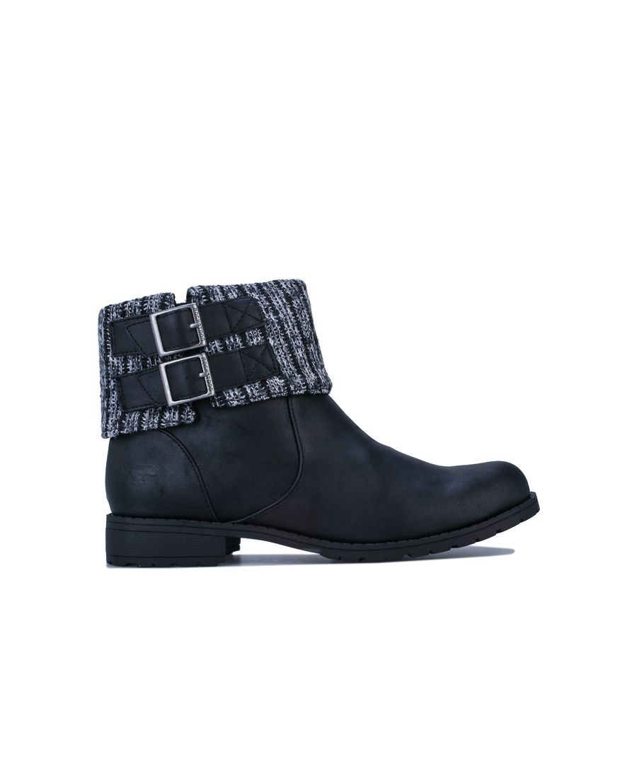 Image for Women's Rocket Dog Blakes Grand Ankle Boots in Black