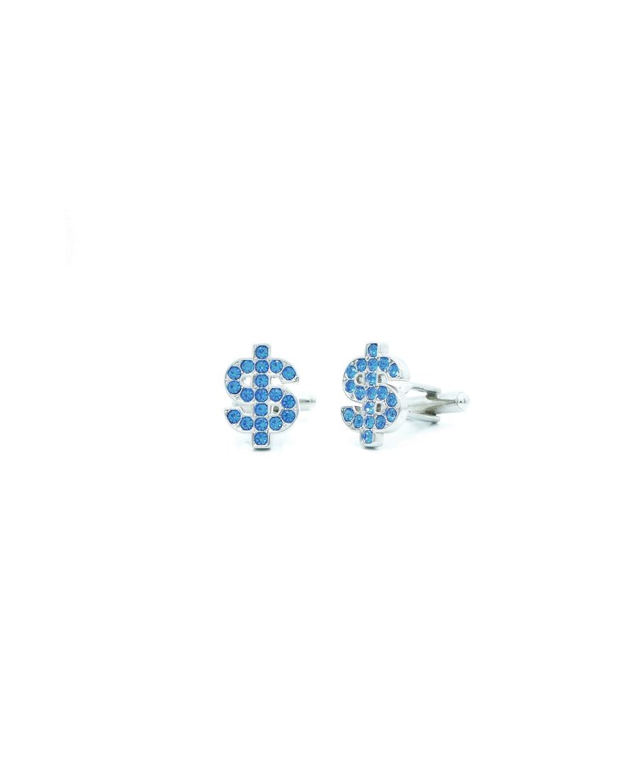 Image for Sapphire Swarovski Crystal Dollar