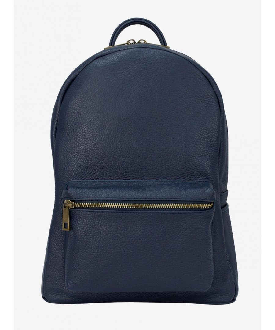 Image for Heavy Grain Backpack Navy