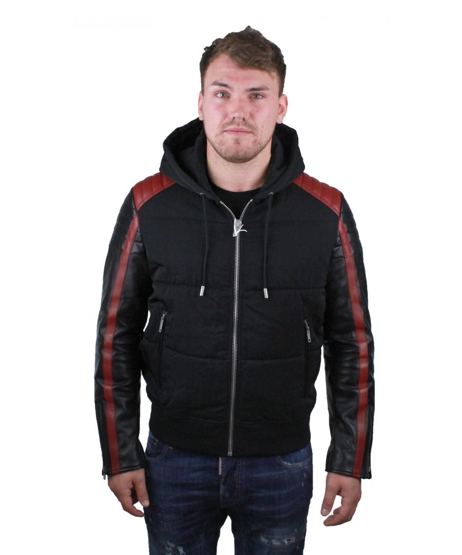 Image for Givenchy BM00516003 001 Mens Jacket