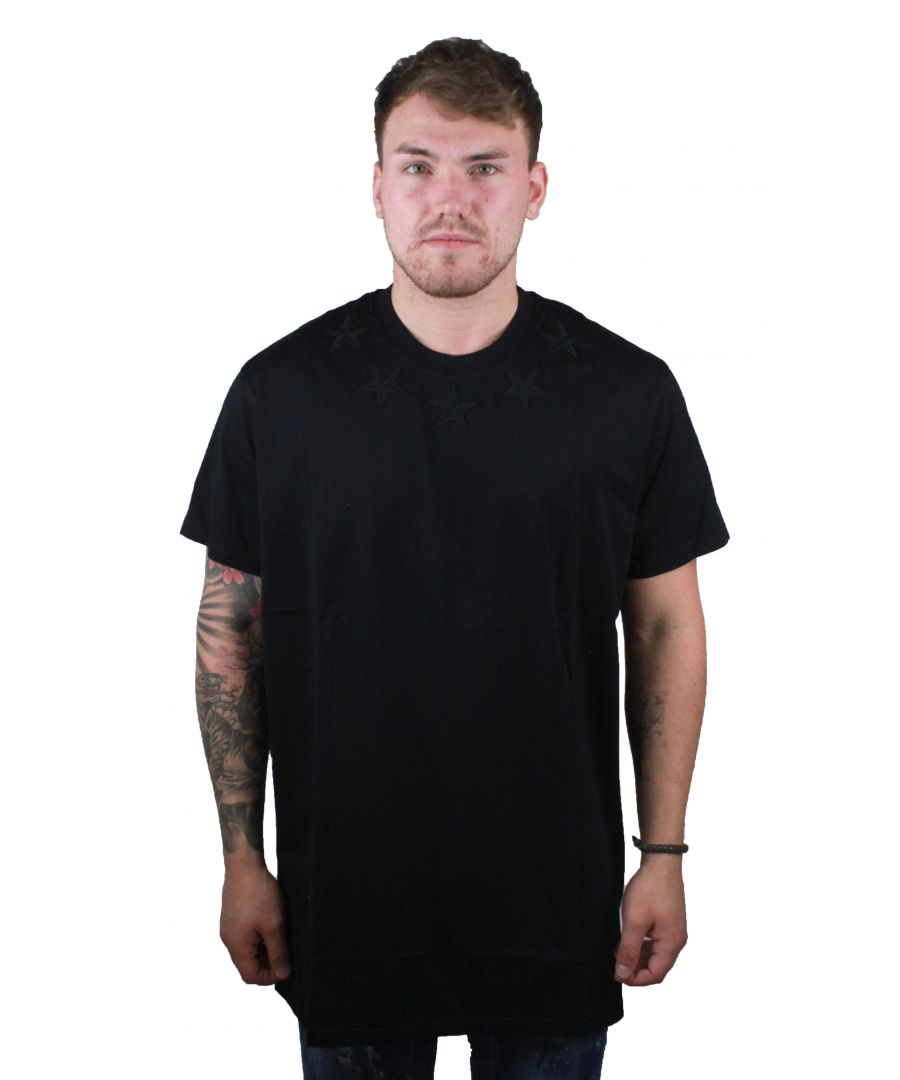 Image for Givenchy BM701L3Y03 001 Mens T-Shirt