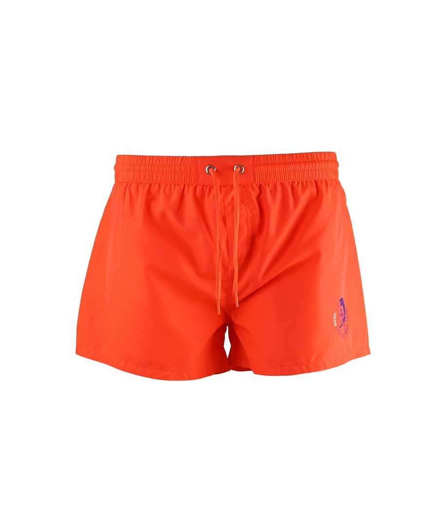 Image for Diesel BMBX-SANDY Orange Swim Shorts