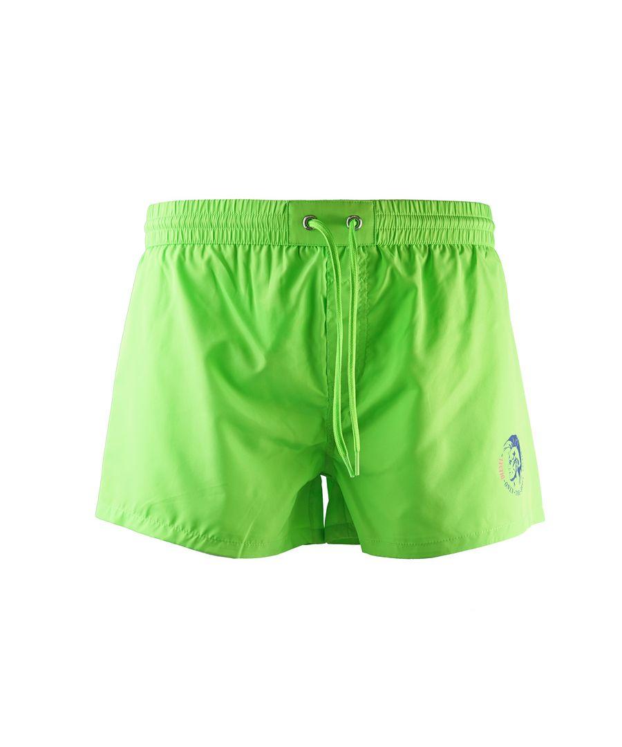 Image for Diesel BMBX-SANDY Green Swim Shorts