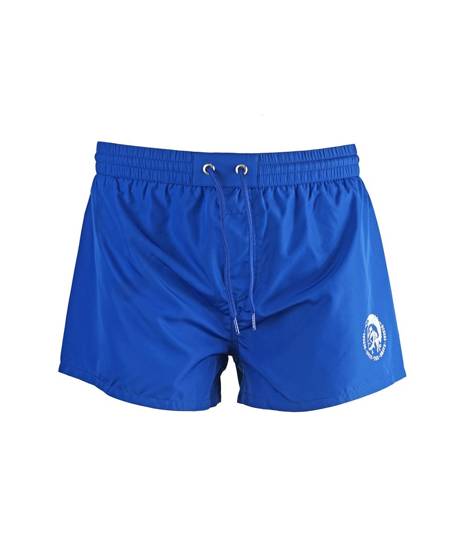 Image for Diesel BMBX-SANDY Blue Swim Shorts