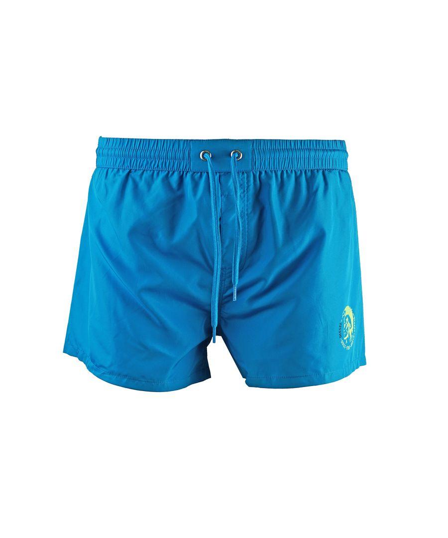 Image for Diesel BMBX-SANDY Blue Swim Shorts