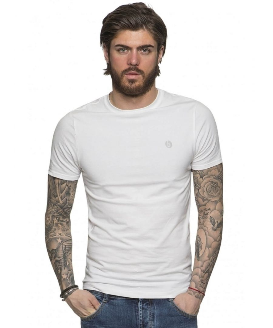 Image for   BBH Mens Basic Short Sleeved T-shirt   Bound By Honour