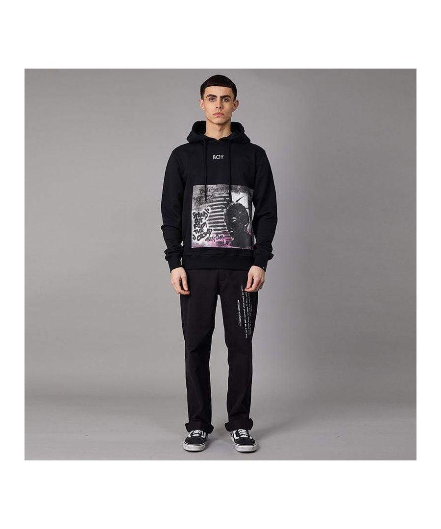 Image for Boy Men Punk Hood