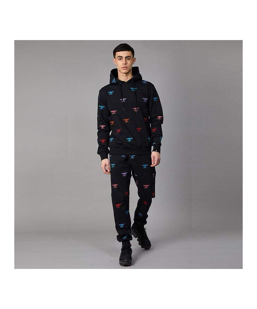 Image for Boy Repeat Emb Jogger