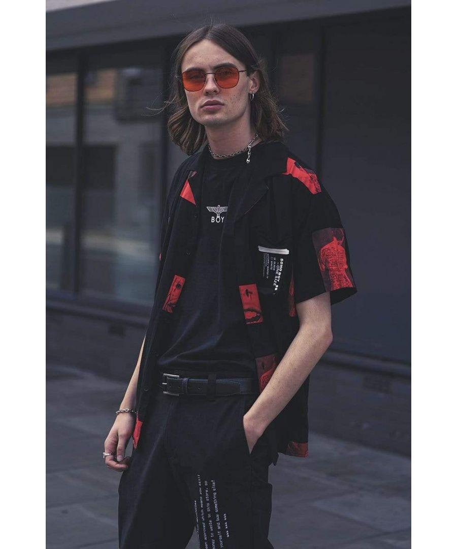 Image for Boy Photoprint Ss Shirt