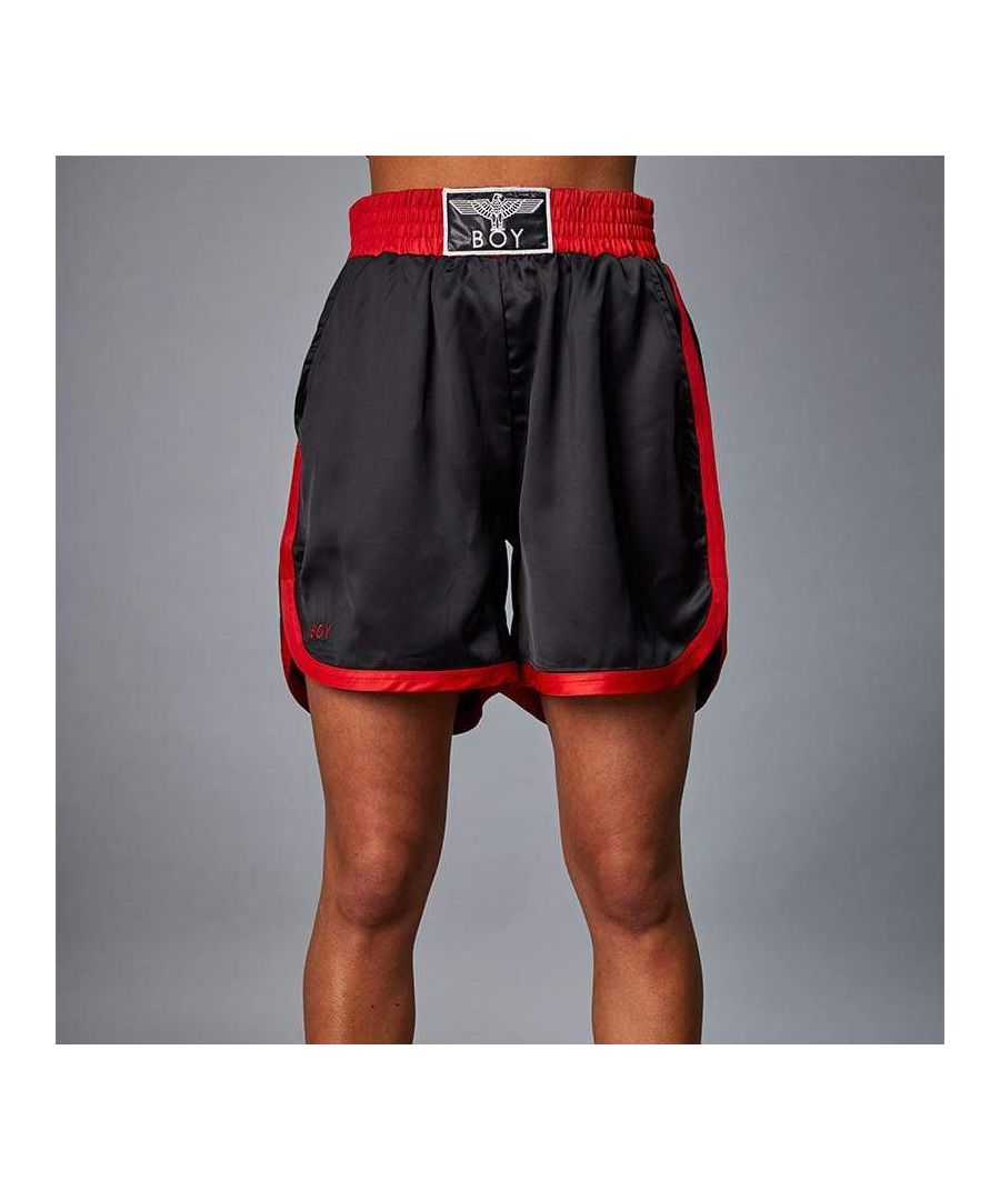 Image for Boy Satin Shorts