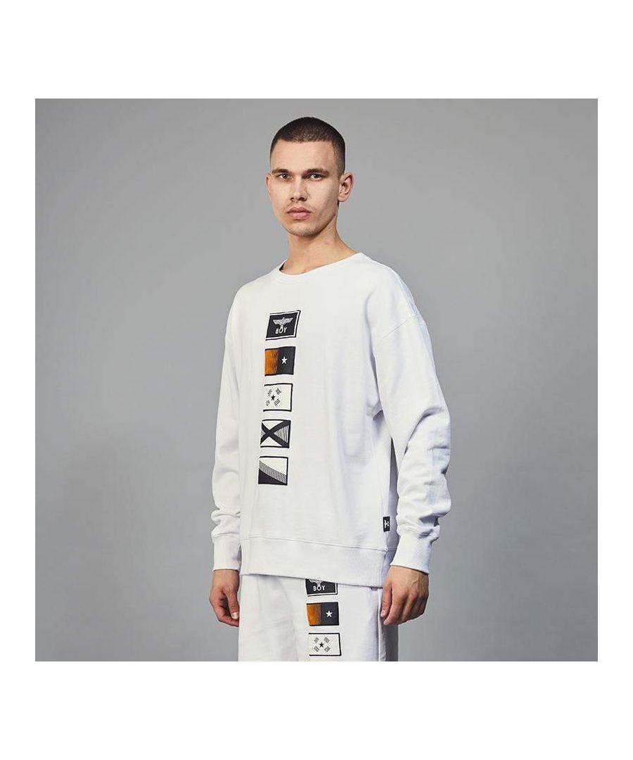 Image for Boy Flag Sweat