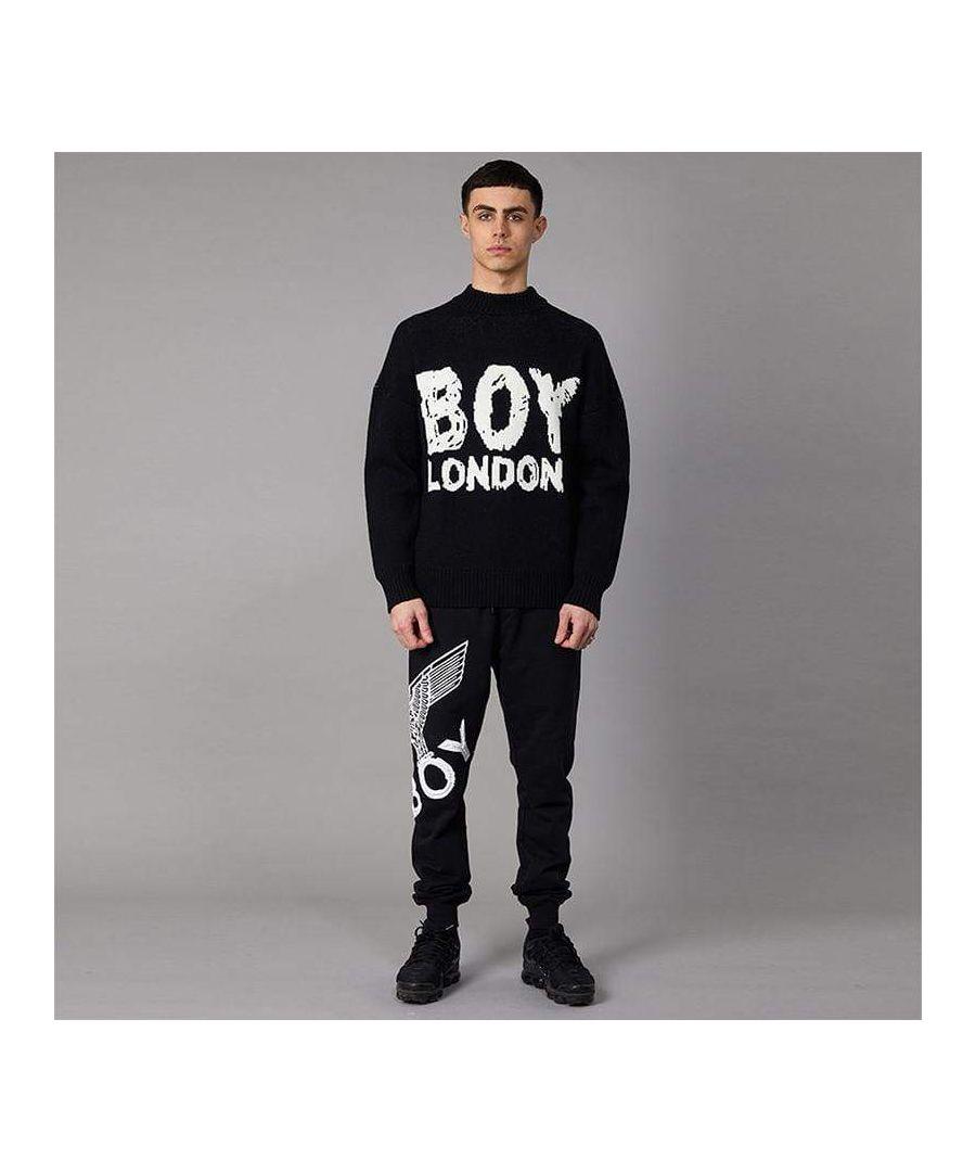 Image for Boy London Scribble Jumper