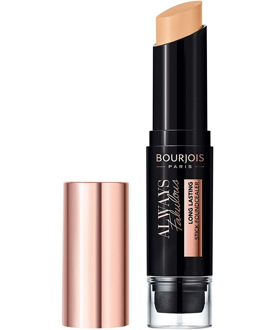 Image for Bourjois Always Fabulous Long Lasting Stick Foundcealer - 210 Light Beige