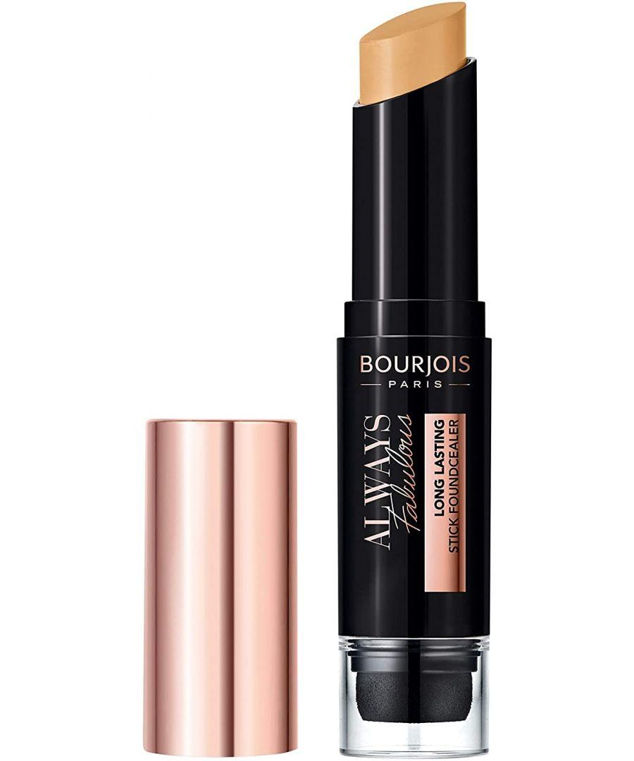 Image for Bourjois Always Fabulous Long Lasting Stick Foundcealer - 420 Honey Beige