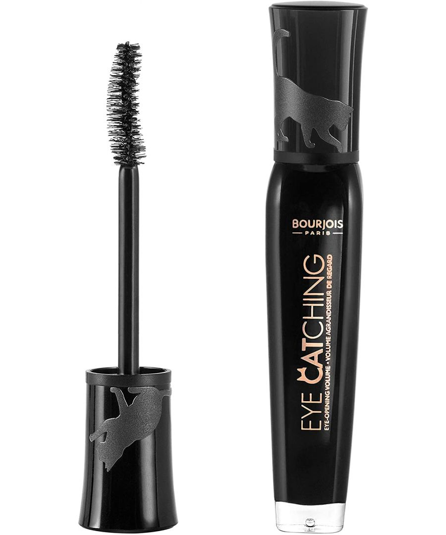 Image for Bourjois Paris Eye Catching Eye-Opening Volume Mascara 6ml - 01 Deli-Cat Black