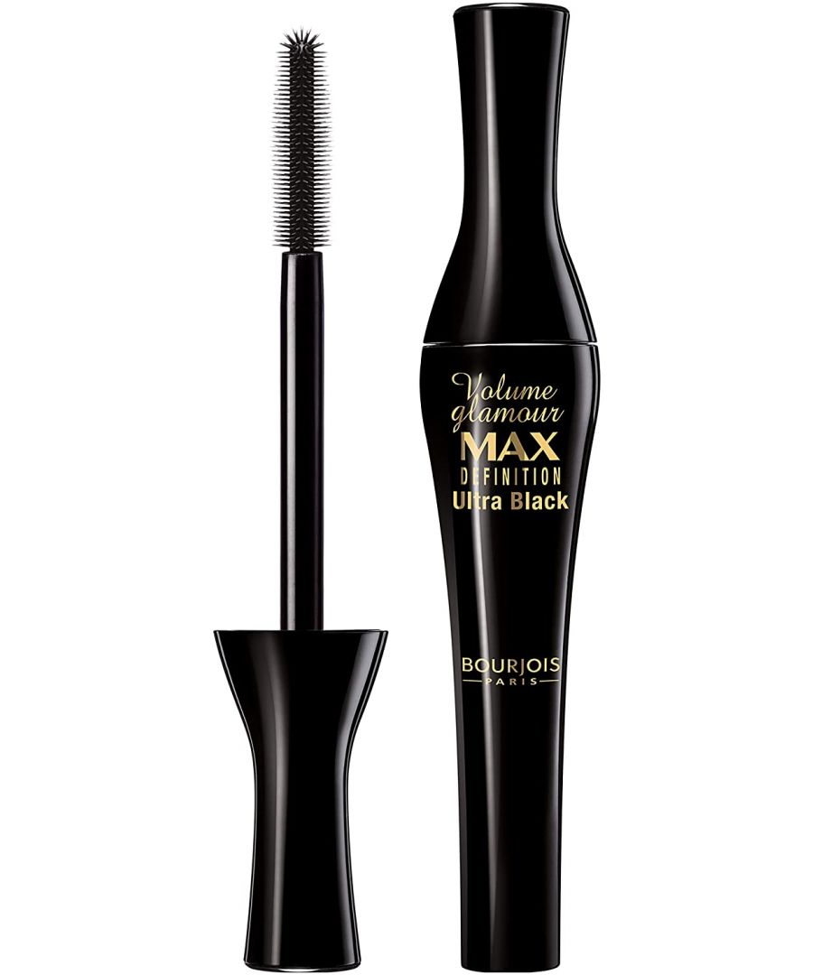 Image for Bourjois Paris Volume Glamour Max Definition Mascara Ultra Black 10ml
