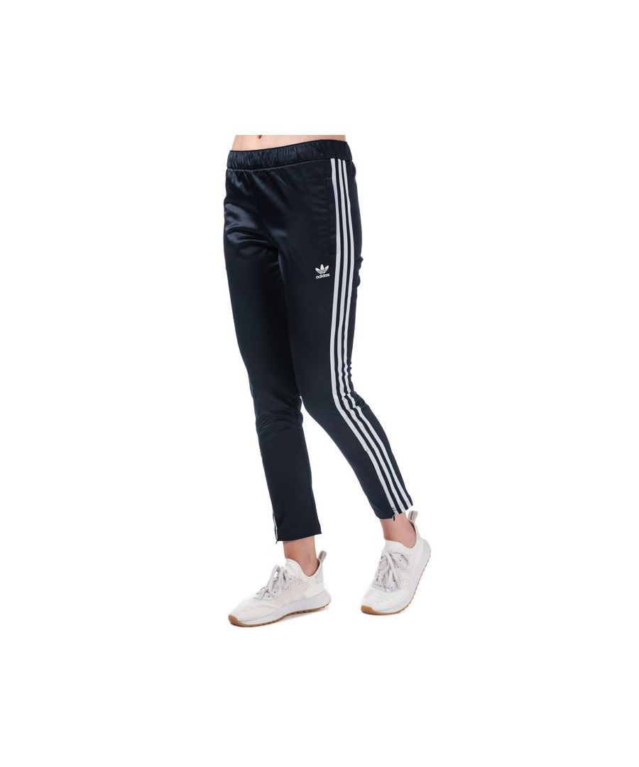 Image for Women's adidas Originals Wonens Europa Track Pants in Navy