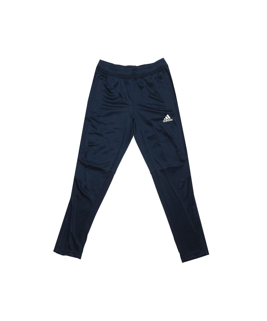 Image for Boy's adidas Junior Tiro 17 Training Pants in Navy