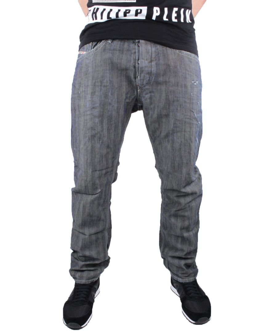 Image for Diesel Braddom 0660R Jeans