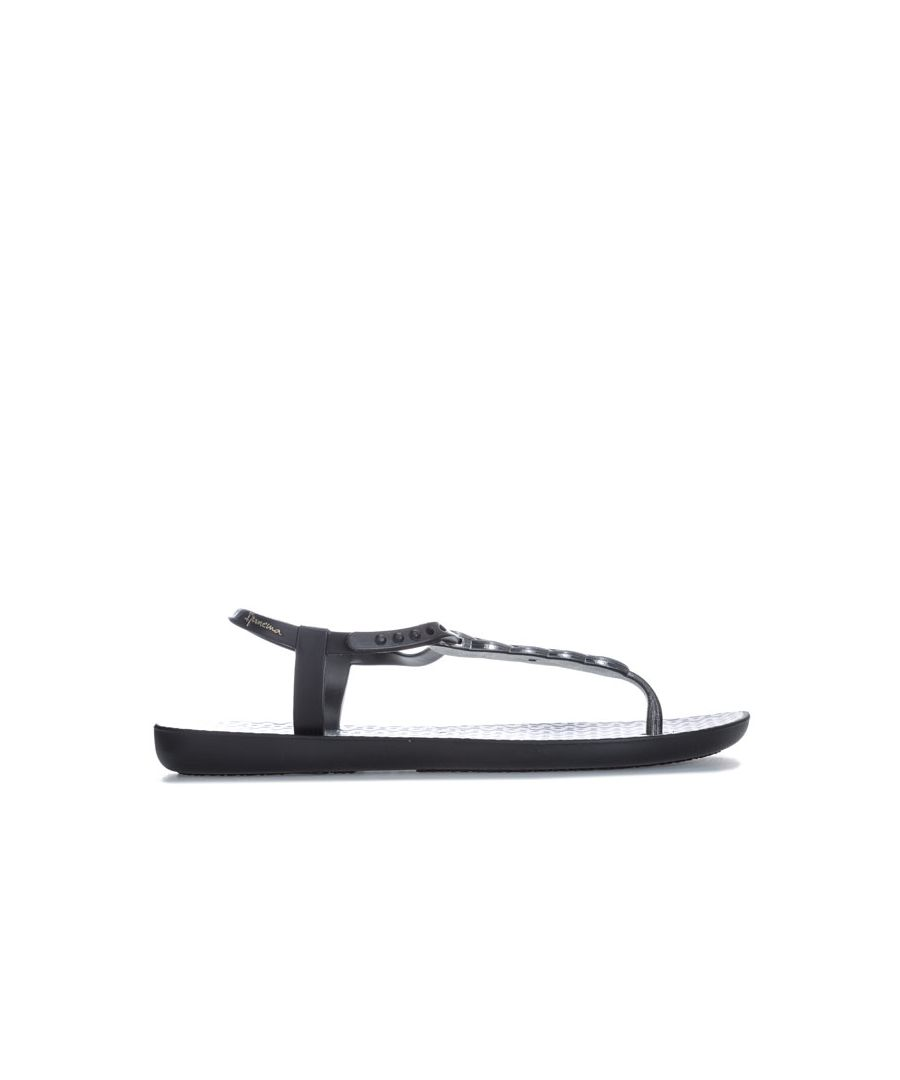 Image for Women's Ipanema Braid Charm Sandals in Black