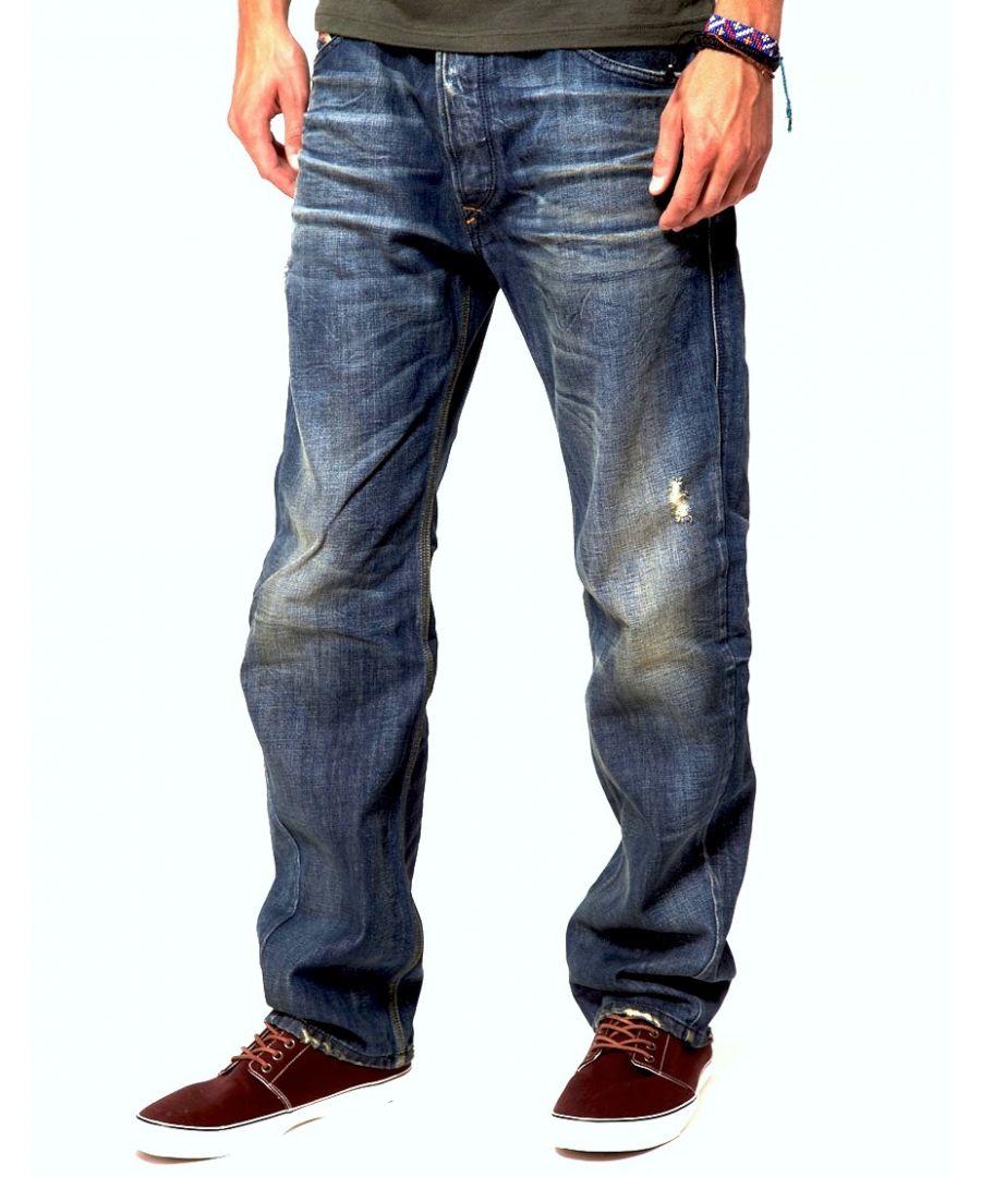 Image for Diesel Bravefort 0801M Jeans