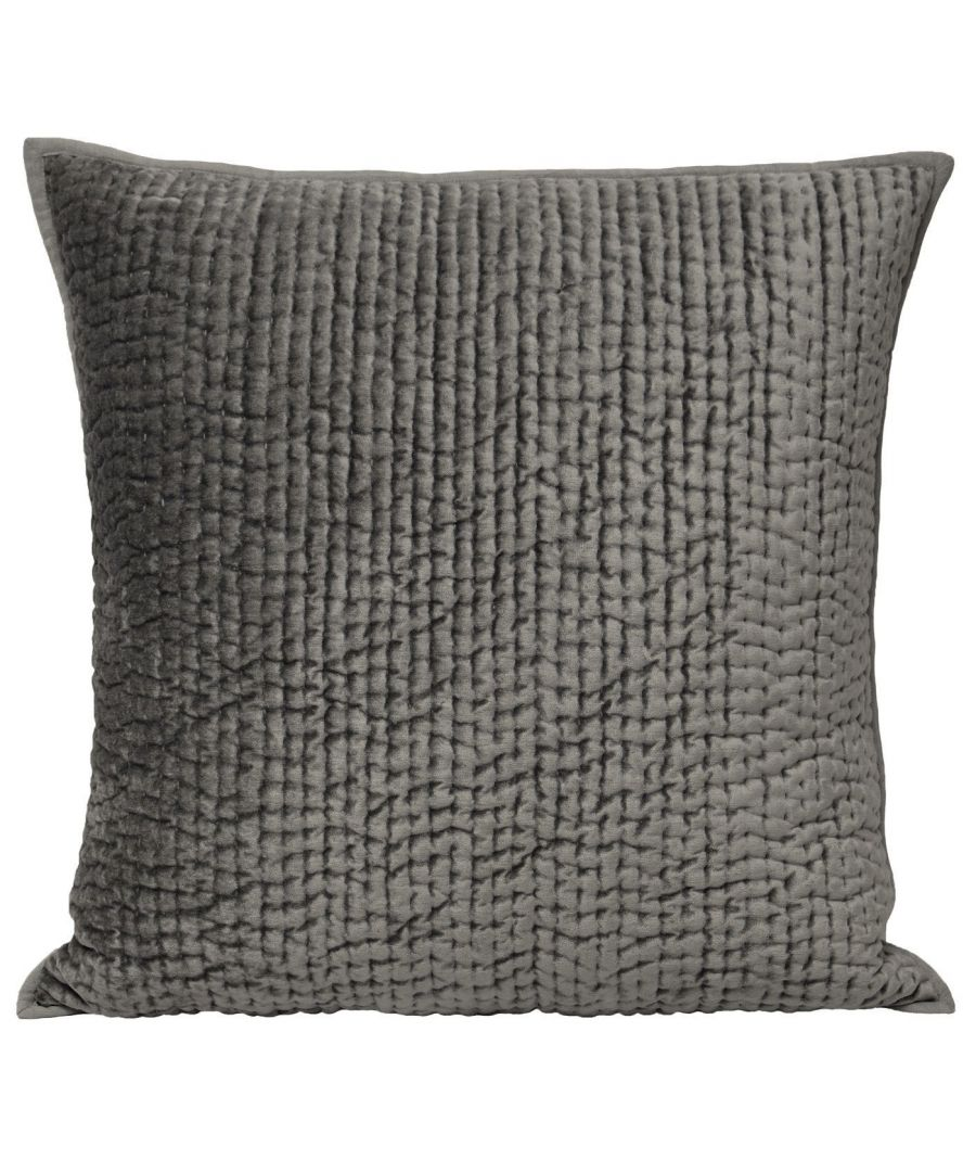 Image for Riva-Paoletti Brooklands Cushion in Graphite