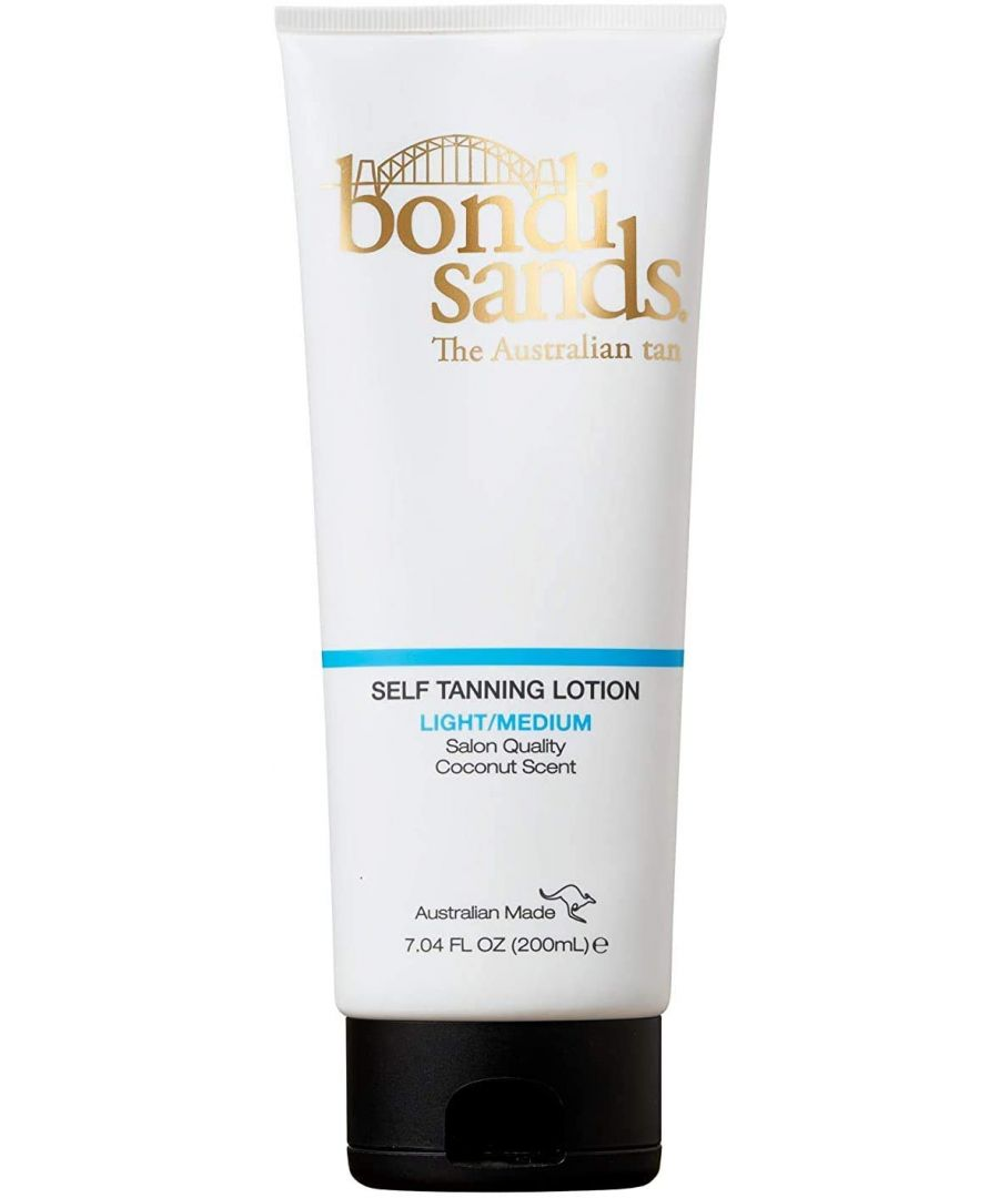 Image for Bondi Sands Self Tanning Lotion - Light/Medium 200ml