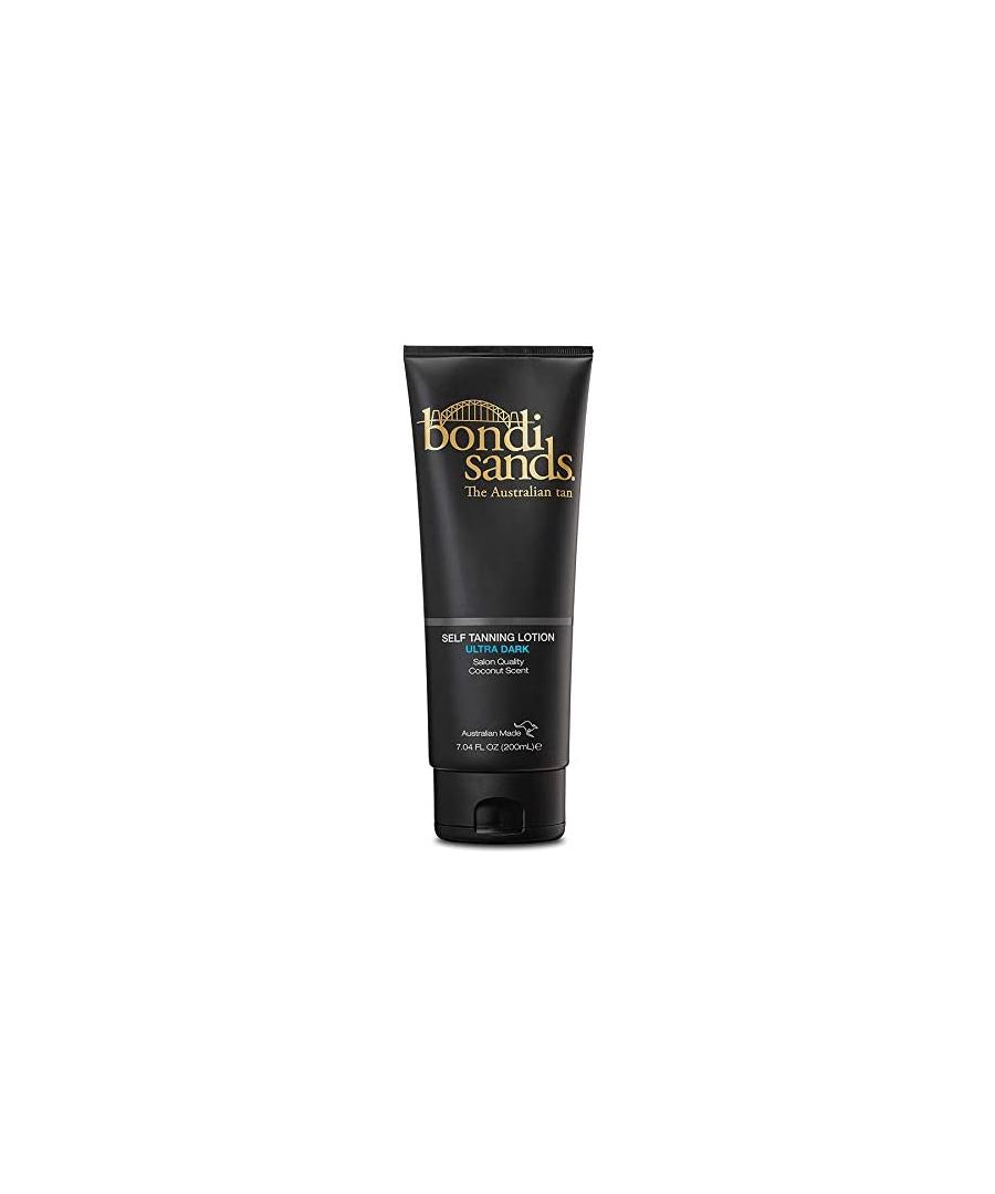 Image for Bondi Sands Self Tanning Lotion - Ultra Dark 200ml