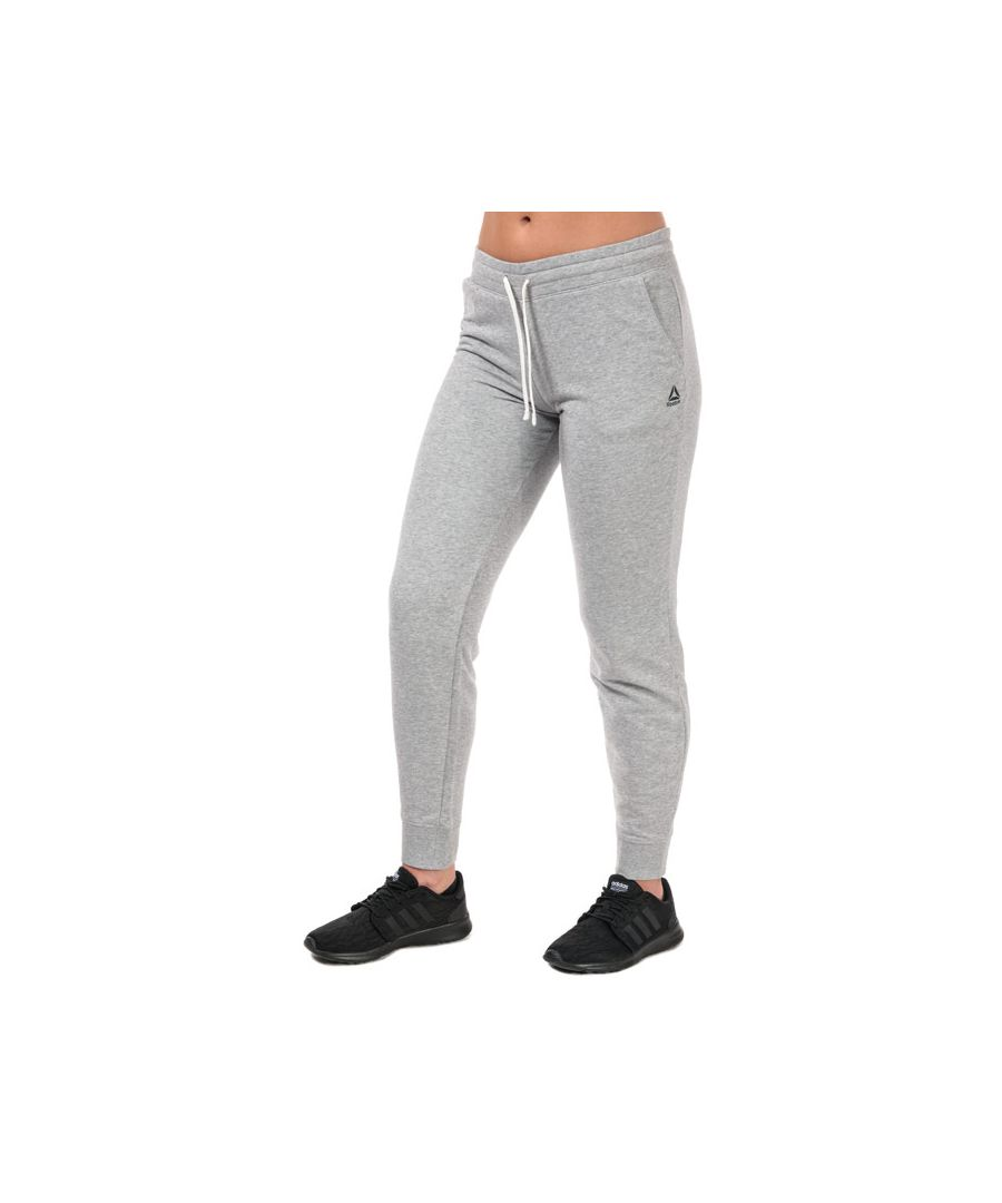 Image for Women's Reebok Training Essentials Sweatpants in Grey Marl