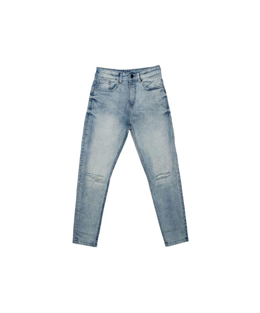 Image for Boy's Ben Sherman Junior Skinny Fit Jeans in Denim
