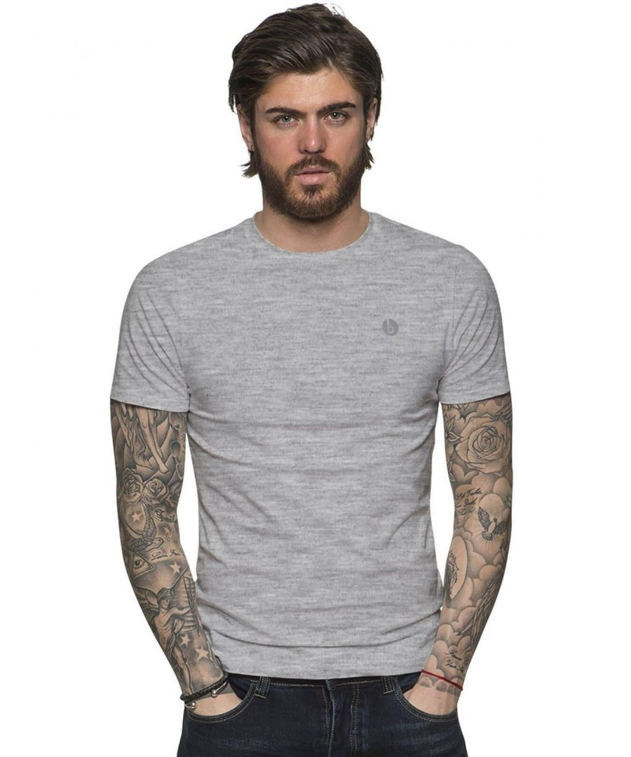 Image for | BBH Mens Basic Short Sleeved T-shirt | Bound By Honour