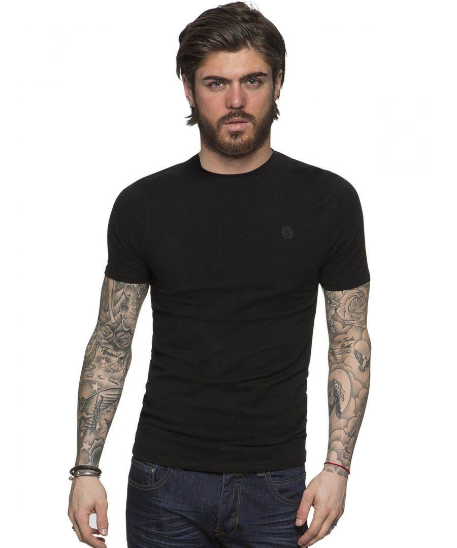 Image for | BBH Mens Basic Short Sleeved T-shirt | Bound By Honour