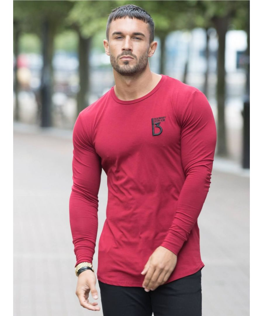 Image for Absorb Long Sleeve T-Shirt   Bound By Honour