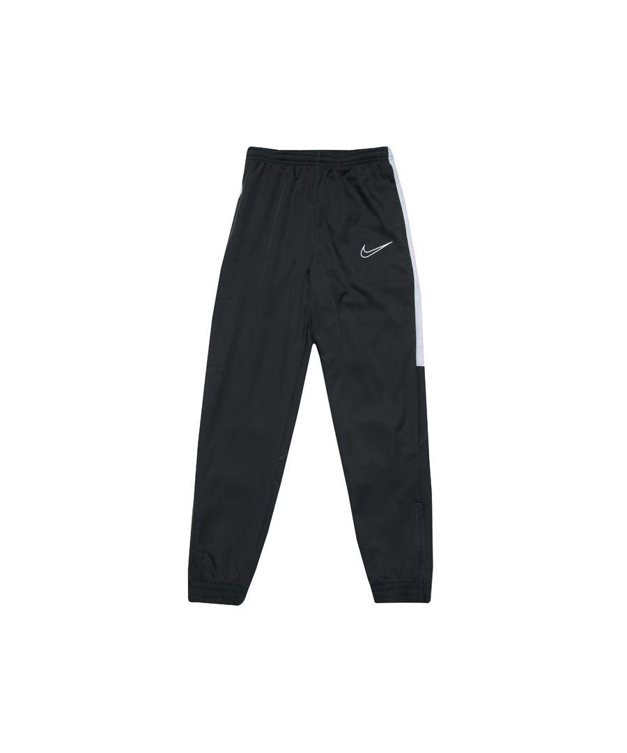 Image for Boys' Nike Junior Acadamy Woven Pants in Grey