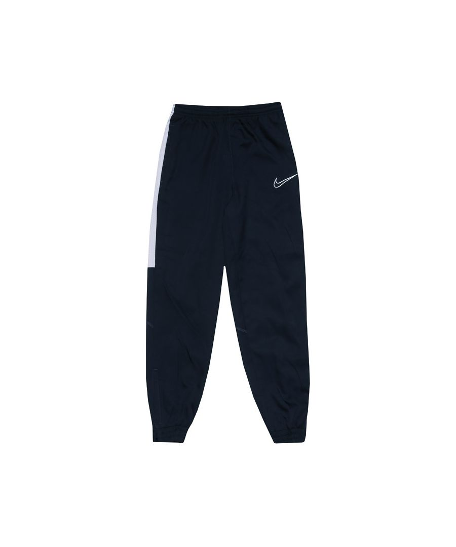 Image for Boys' Nike Junior Acadamy Woven Pants in Navy