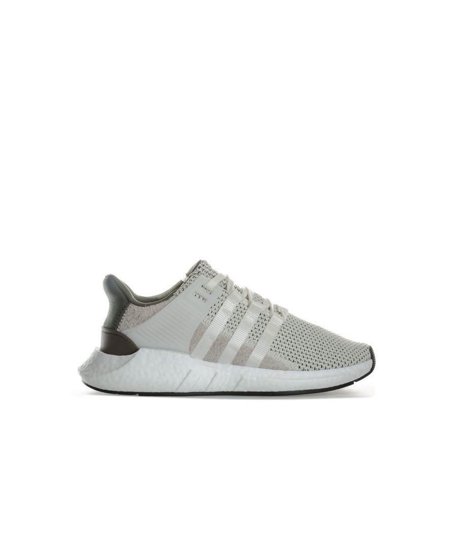 Image for Men's adidas Originals EQT Support 93/17 Trainers in Beige