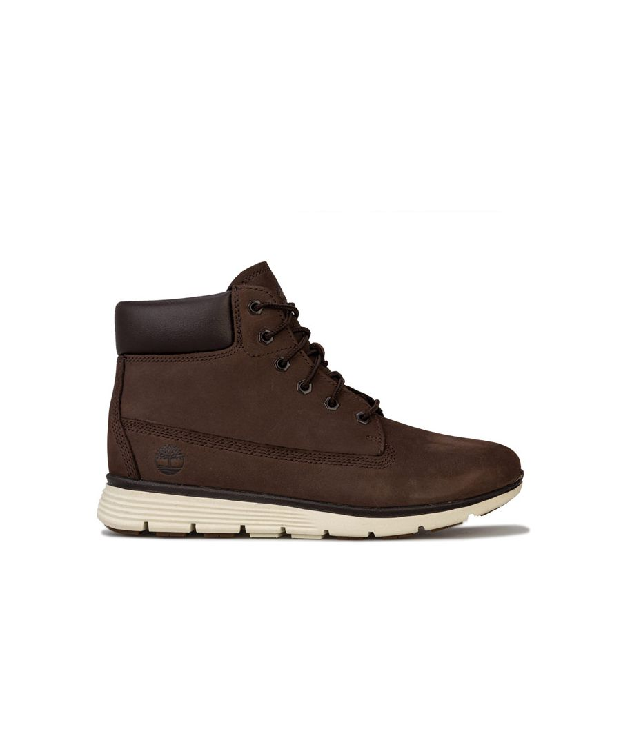 Image for Boy's Timberland Junior Killington 6 Inch Boots in Brown