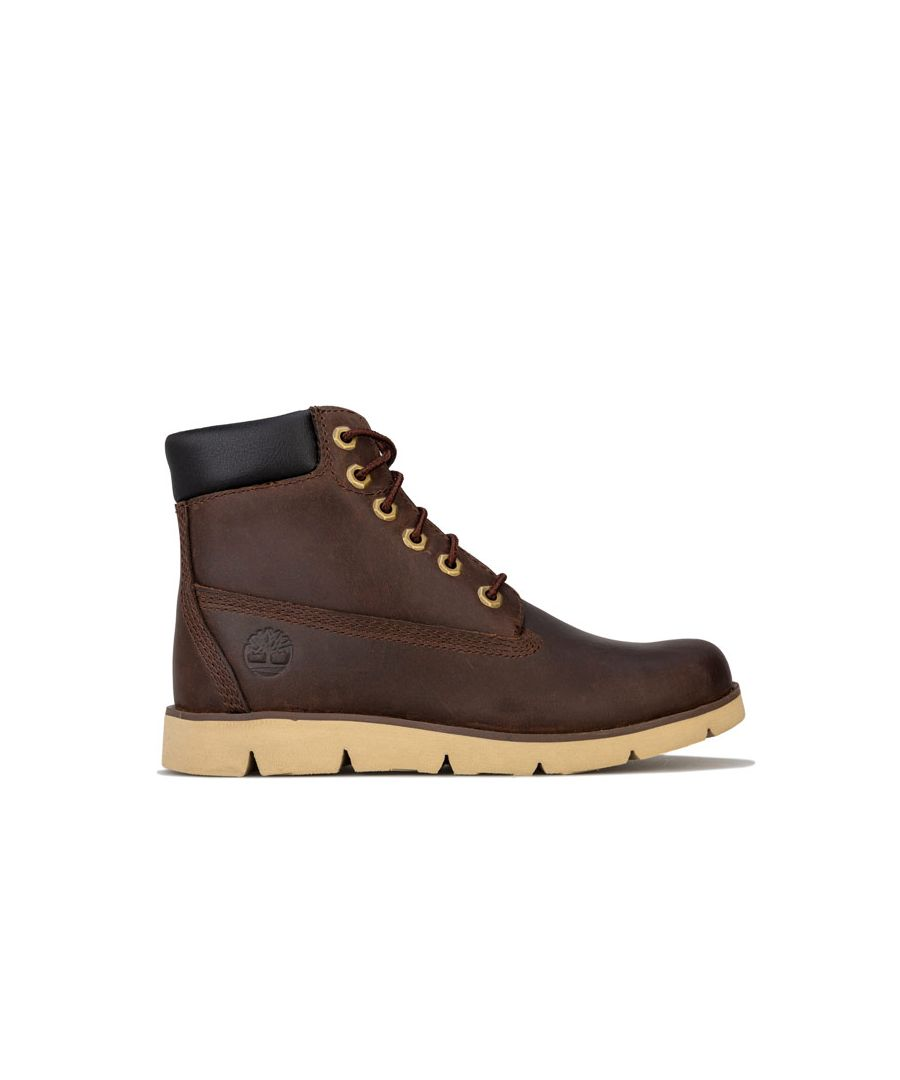 Image for Boy's Timberland Children Radford 6 Inch Boots in Brown