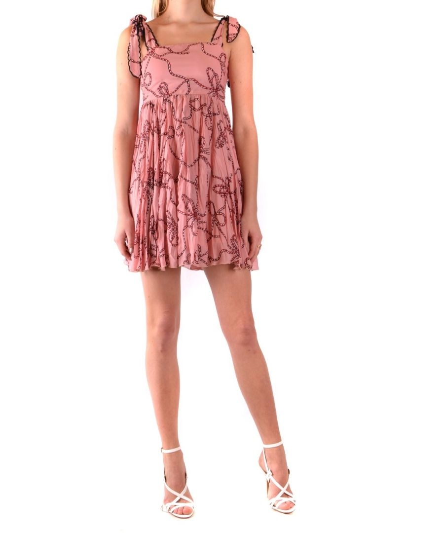 Image for Pinko Women's Dress in Pink