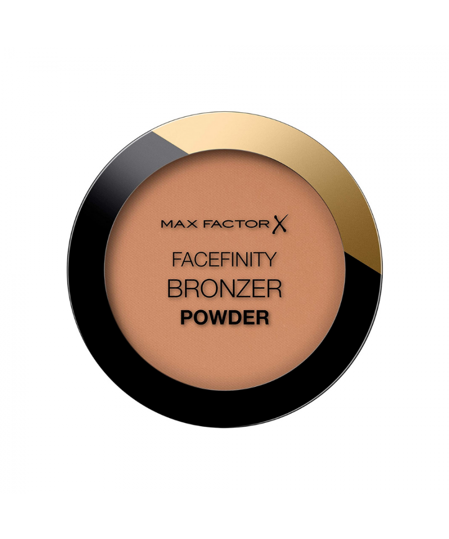 Image for Max Factor Facefinity Bronzer Powder Sealed - 001 Light Bronze