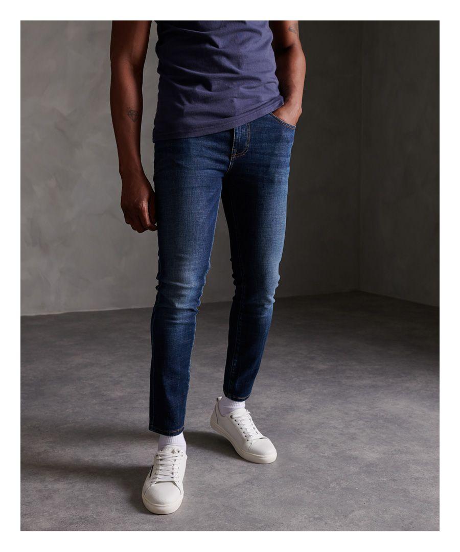 Image for Superdry Travis Skinny Jeans