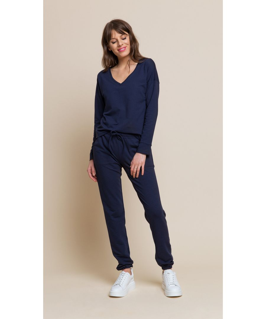 Image for Tracksuit  Stephanie Taylor Deep Navy