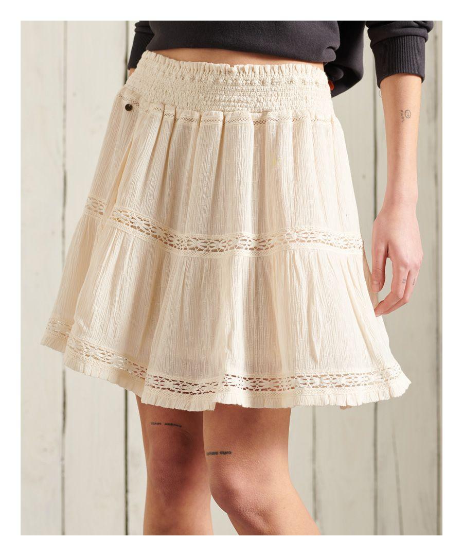 Image for Superdry Alana Mini Skirt