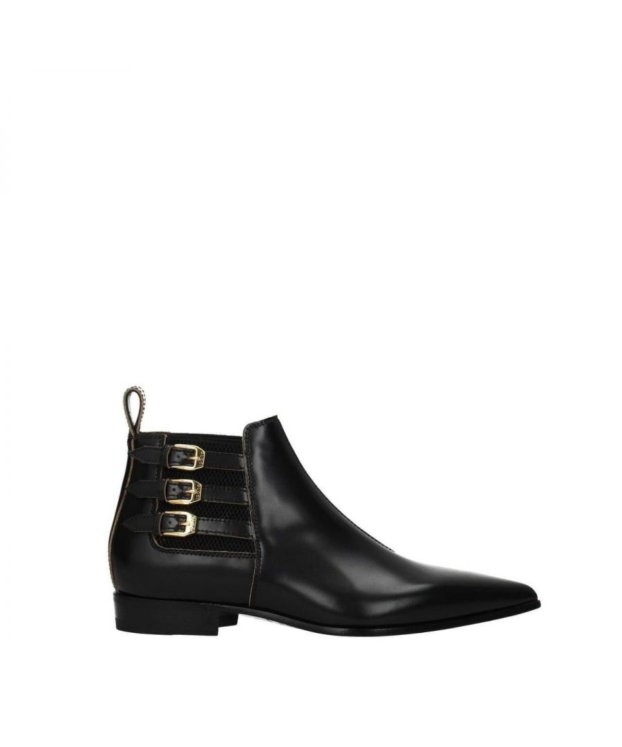 Image for Gucci Ankle Leather Boots