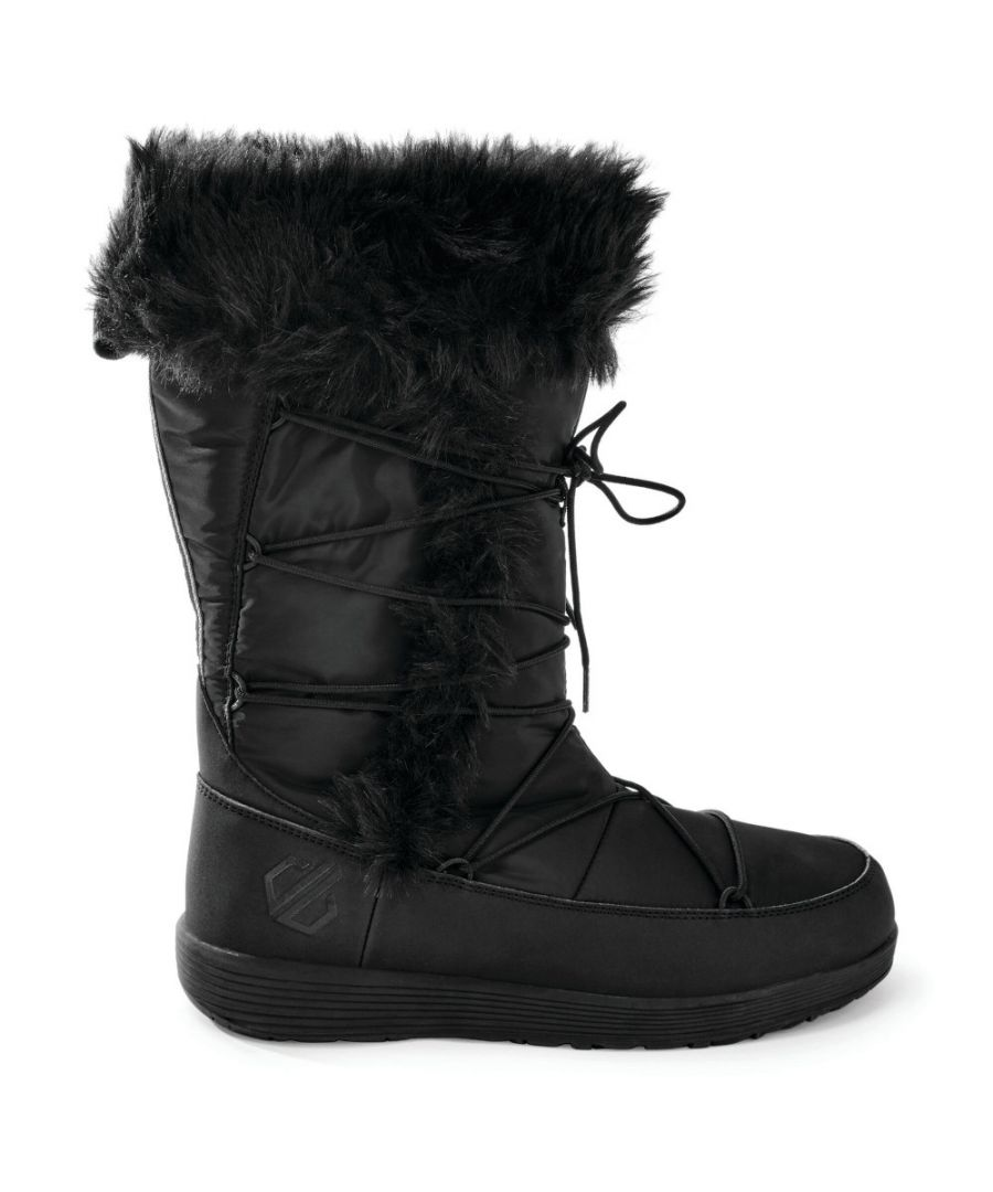 Image for Dare 2b Womens Cazis Durable Faux Fur Winter Snow Boots