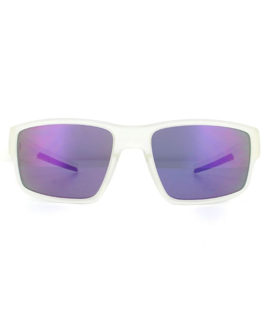 Image for Tommy Hilfiger Sunglasses Th 1806/S 2M4 Te Matte Clear Purple Mirror