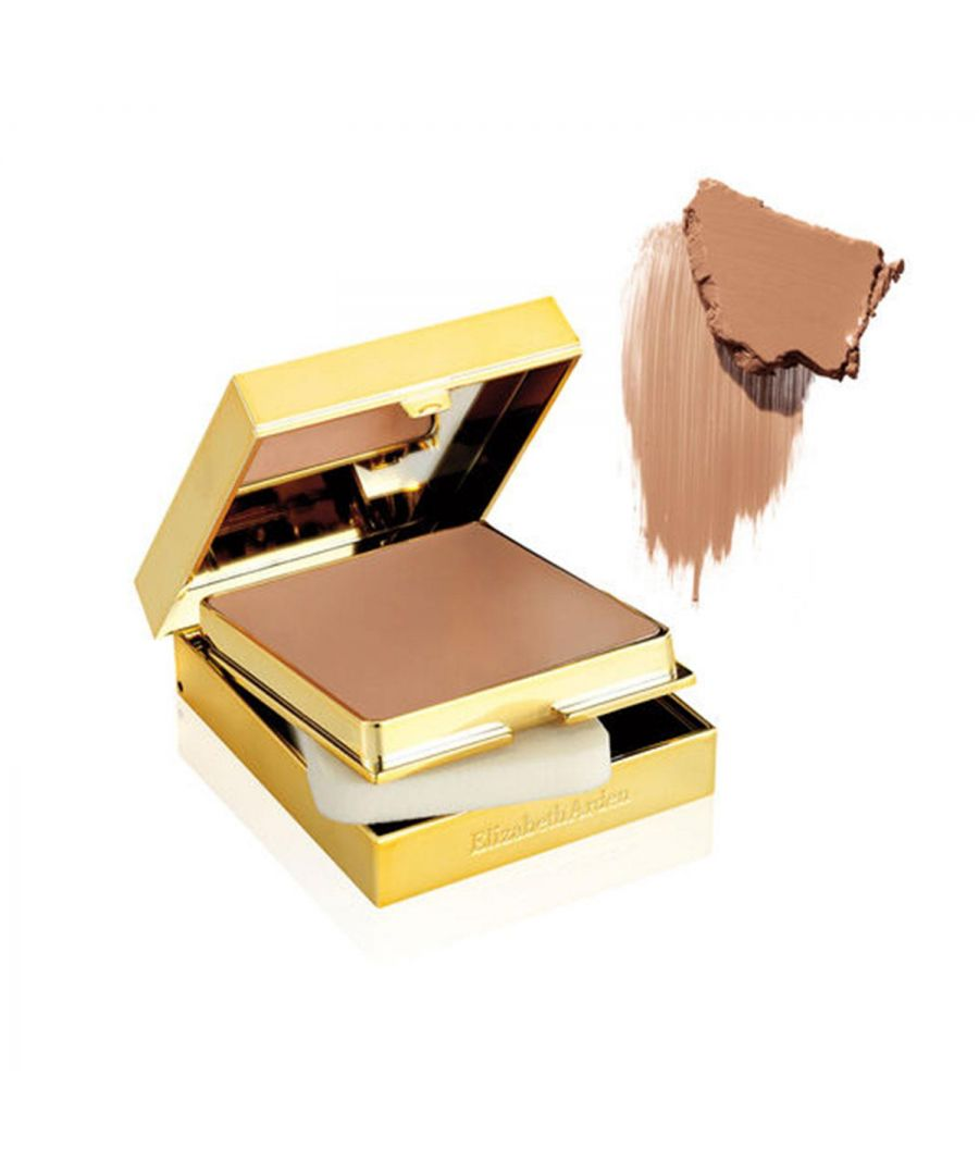 Image for Elizabeth Arden Flawless Finish Sponge On Cream Makeup Compact Chestnut 23g