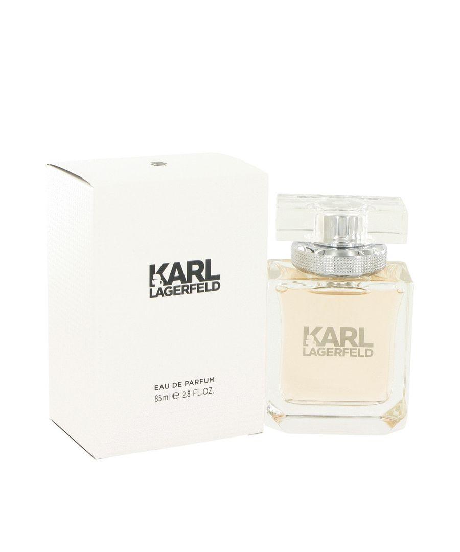 Image for Karl Lagerfeld Eau De Parfum Spray By Karl Lagerfeld 83 ml