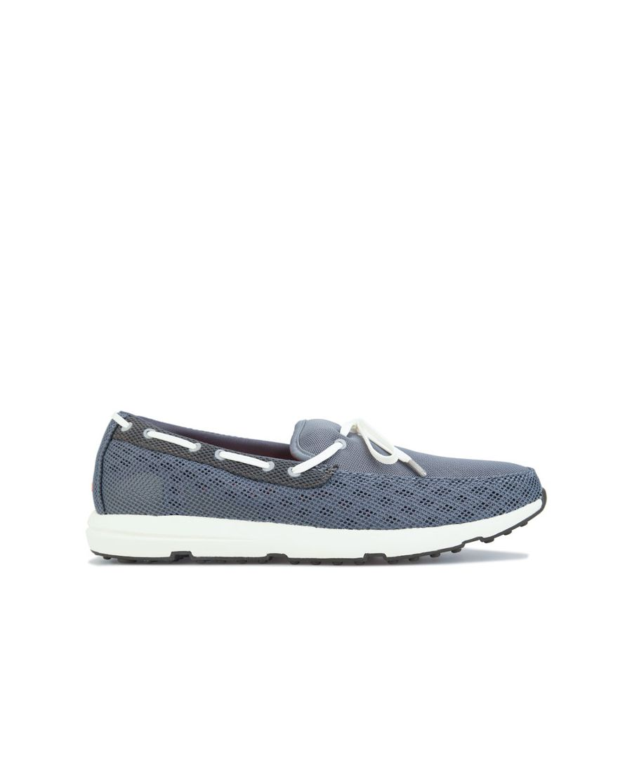 Image for Men's Swims Breeze Leap Laser Shoes in Grey blue